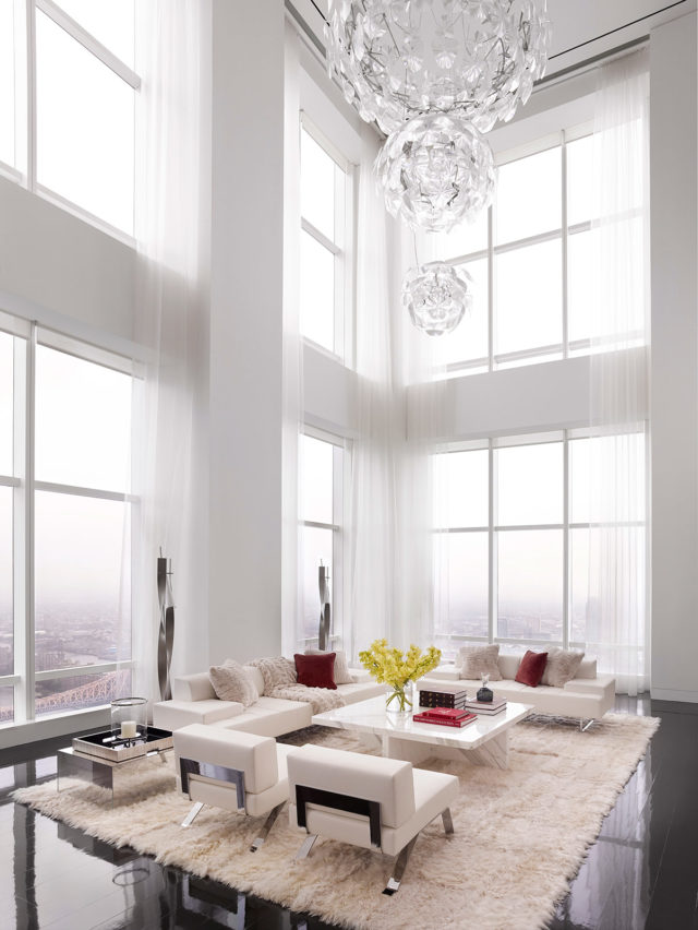 architectural digest | oda penthouse