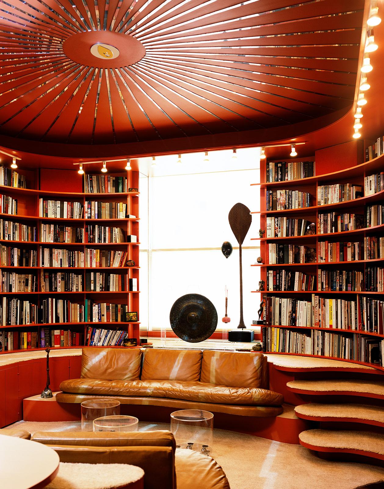 t magazine | paul rudolph apartment