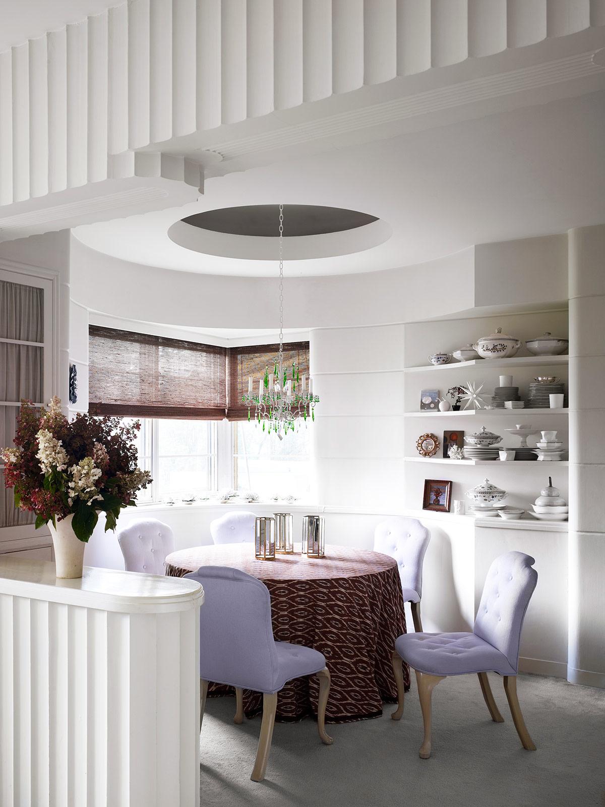 architectural digest | liz o'brien house