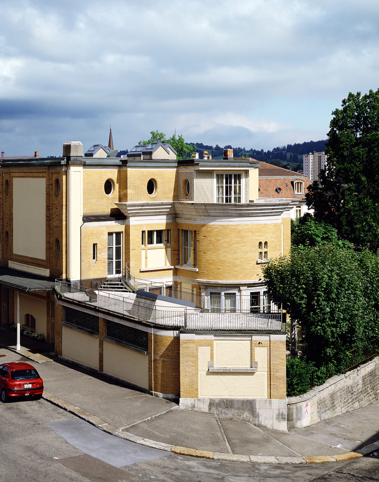 architectural digest | villa turque