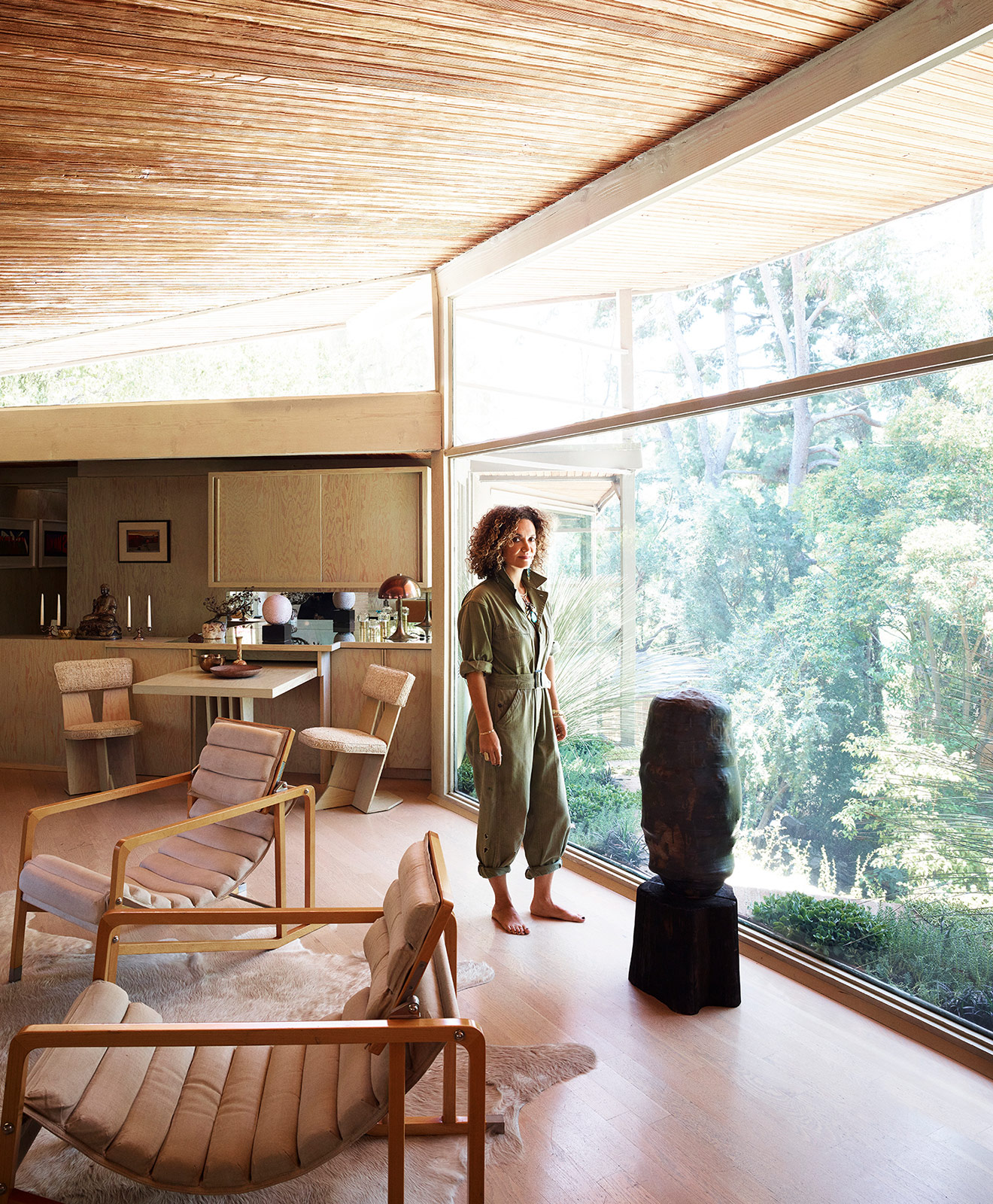 t magazine | pam shamshiri residence